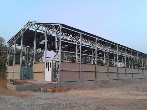 PROJECT MINISTERIE VAN SENEGAL | FINISH FRAME